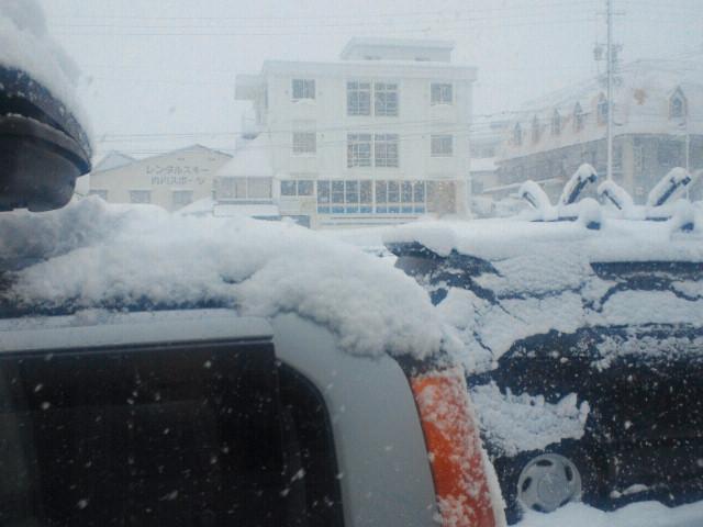 車窓から(^^;